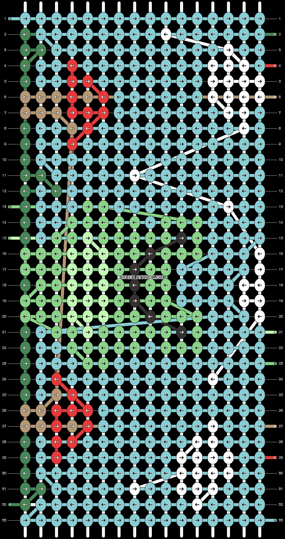Alpha pattern #77572 pattern