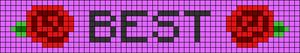 Alpha pattern #77578