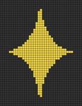 Alpha pattern #77585