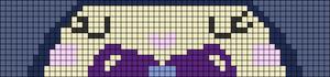 Alpha pattern #77589