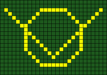 Alpha pattern #77590