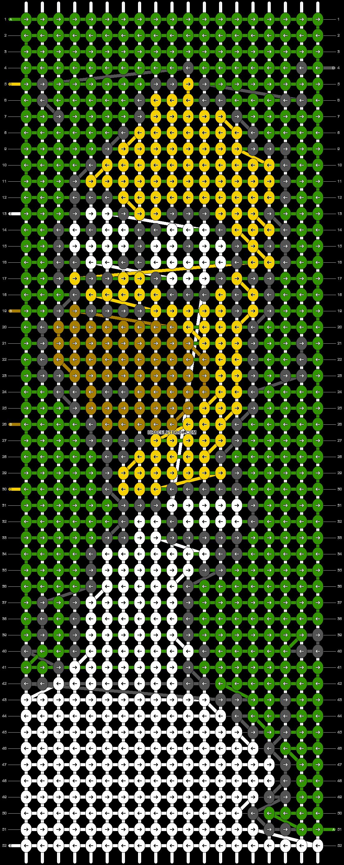 Alpha pattern #77620 pattern