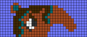 Alpha pattern #77633
