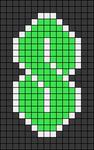 Alpha pattern #77635