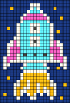 Alpha pattern #77646