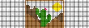 Alpha pattern #77658