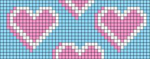 Alpha pattern #77661