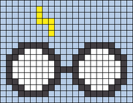 Alpha pattern #77669