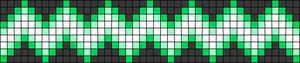 Alpha pattern #77673