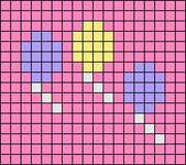 Alpha pattern #77679