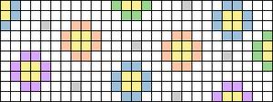Alpha pattern #77681