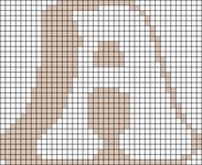 Alpha pattern #77693