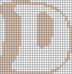 Alpha pattern #77698