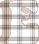 Alpha pattern #77699