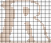 Alpha pattern #77712