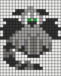 Alpha pattern #77718