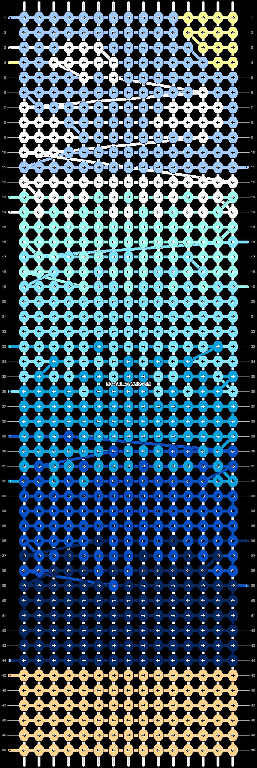 Alpha pattern #77730 pattern