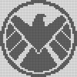 Alpha pattern #77736