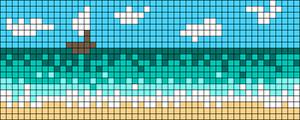 Alpha pattern #77741