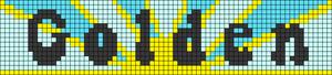 Alpha pattern #77746
