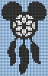 Alpha pattern #77751