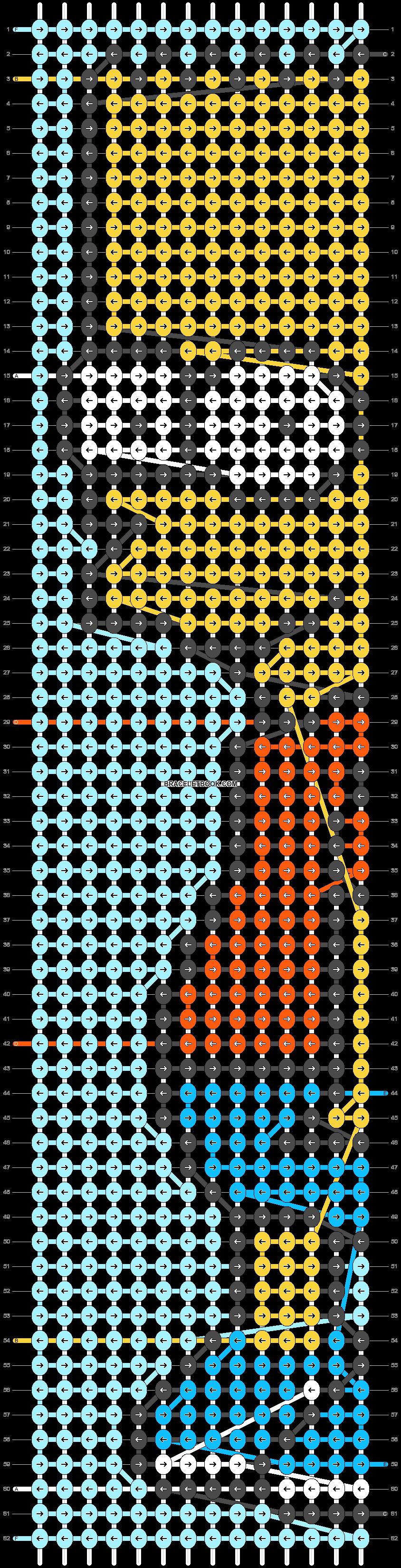 Alpha pattern #77767 pattern