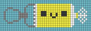 Alpha pattern #77782