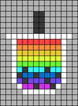Alpha pattern #77791