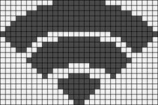 Alpha pattern #77800