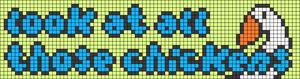 Alpha pattern #77801