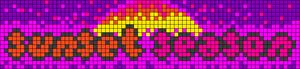 Alpha pattern #77803