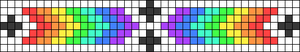 Alpha pattern #77804