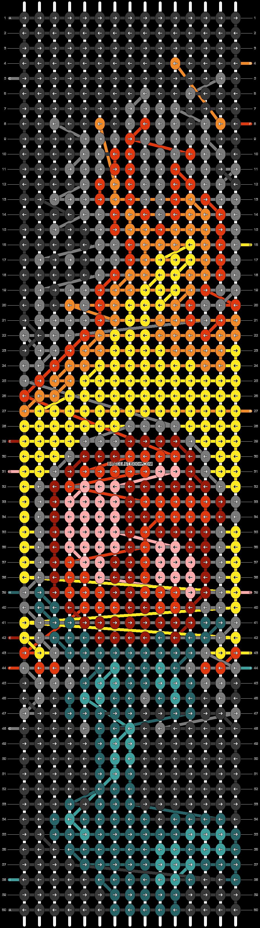 Alpha pattern #77812 pattern