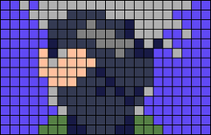 Alpha pattern #77815