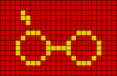 Alpha pattern #77819