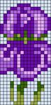 Alpha pattern #77820
