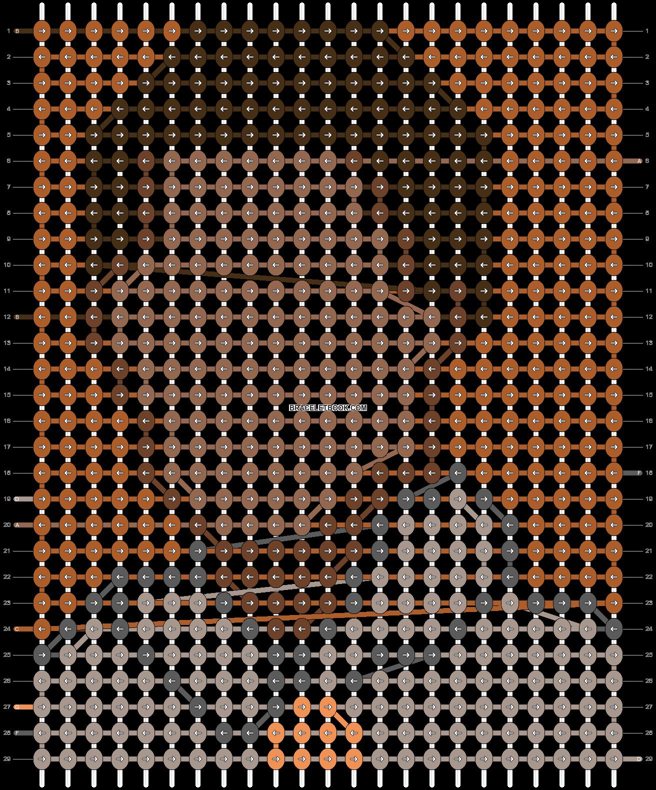 Alpha pattern #77856 pattern
