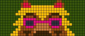 Alpha pattern #77861