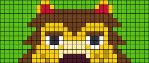 Alpha pattern #77862