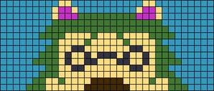 Alpha pattern #77865