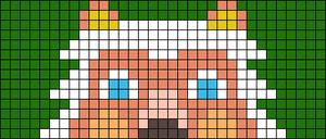 Alpha pattern #77869