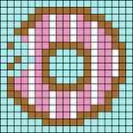 Alpha pattern #77877