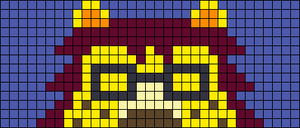 Alpha pattern #77880