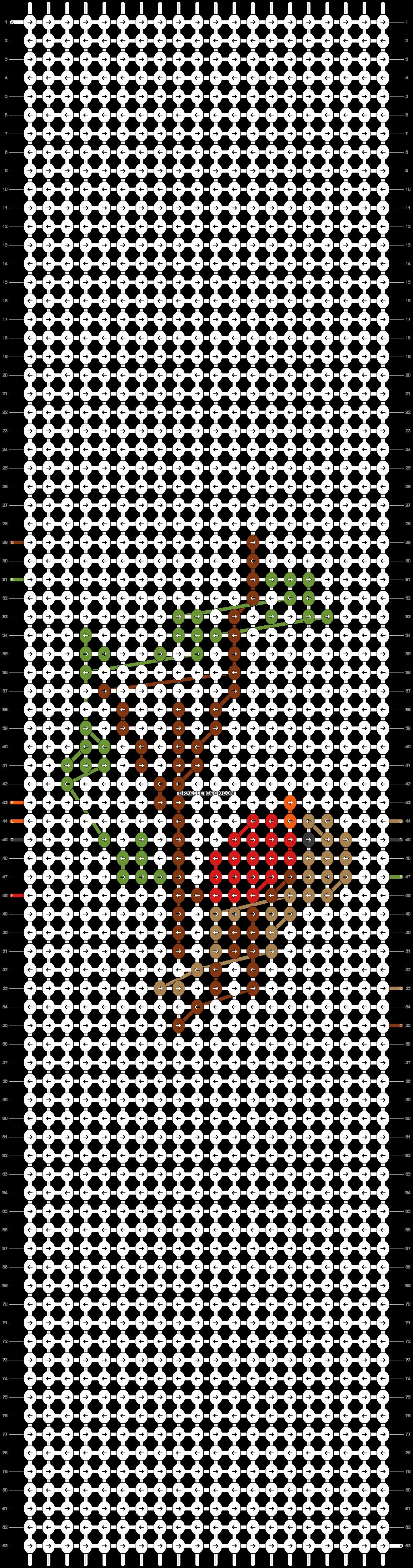 Alpha pattern #77884 pattern