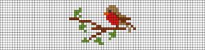 Alpha pattern #77884