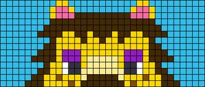 Alpha pattern #77887