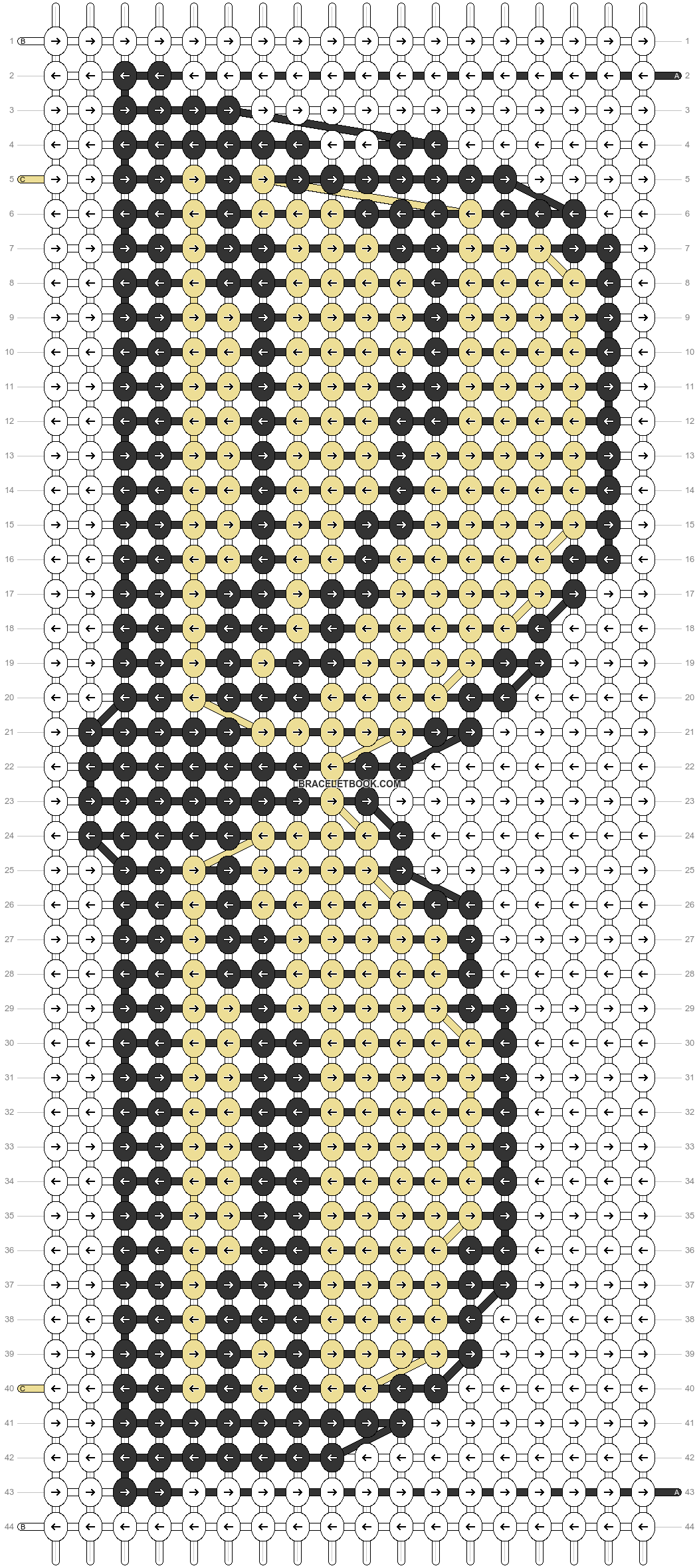 Alpha pattern #77888 pattern