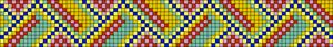 Alpha pattern #77890