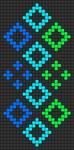 Alpha pattern #77892