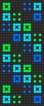 Alpha pattern #77893